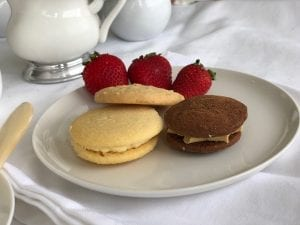 Great Gourmet Cookies for a High Tea Party