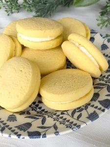 Bush Cookies Vanilla Melting Moments