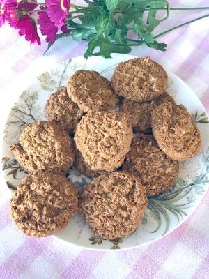 Anzac Biscuits from Bush Cookies